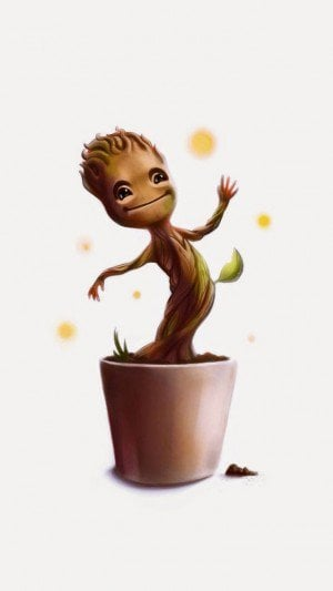 Baby Groot Guardians Of The Galaxy Quotes QuotesGram 300x533