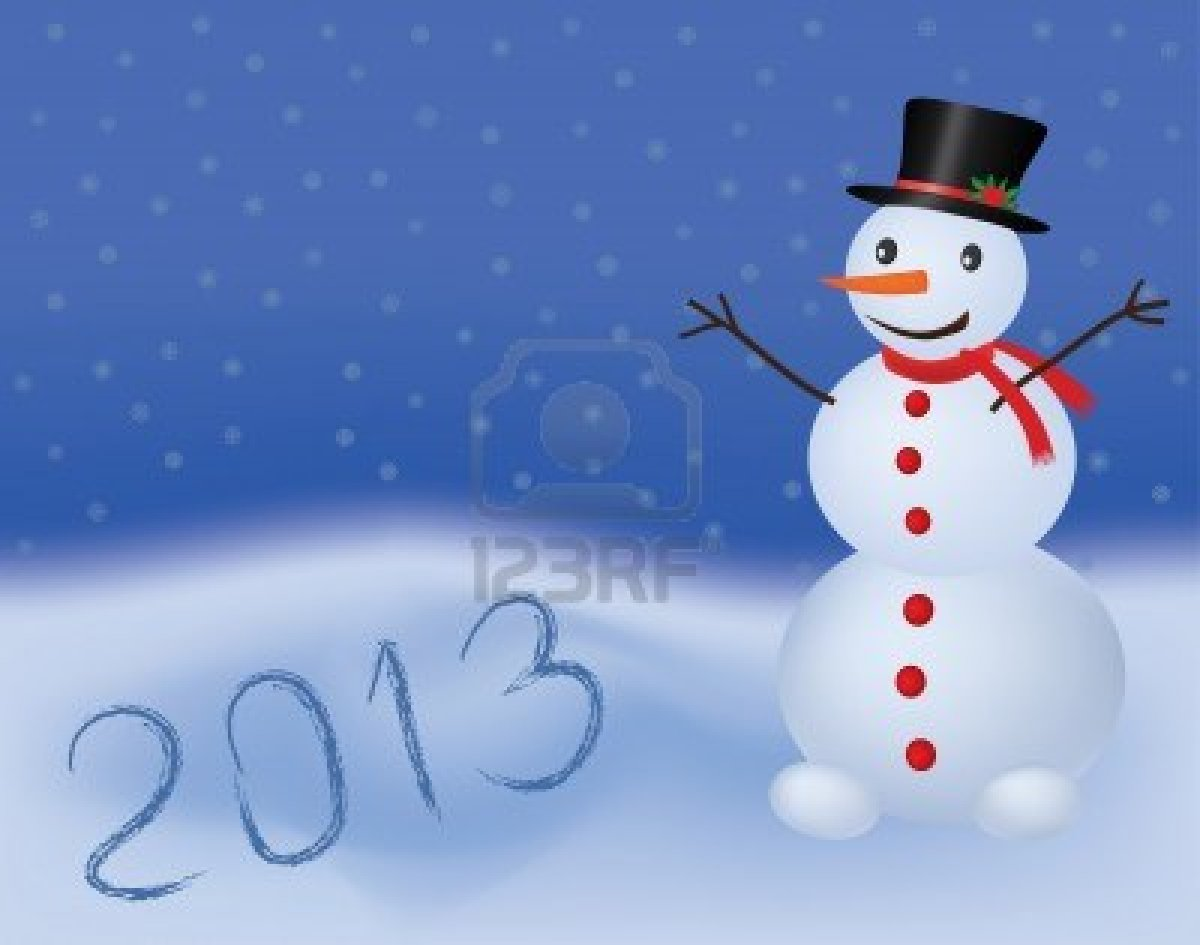 winter snowman wallpaper 1200x945