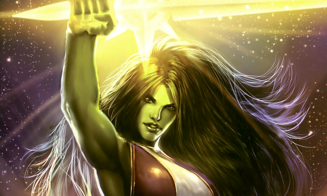 She Hulk Wallpaper and Background 1280x768 ID571038 1280x768