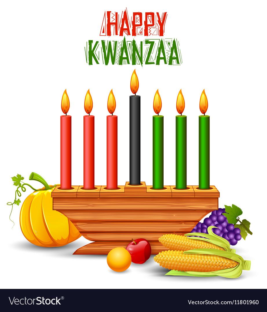 Celebrate Happy Kwanzaa Vector Images 83 922x1080