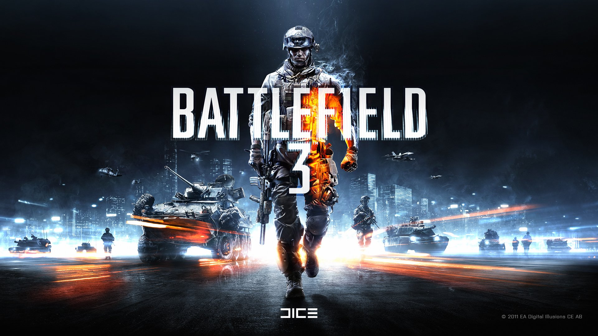 Battlefield 3   PC 1920x1080