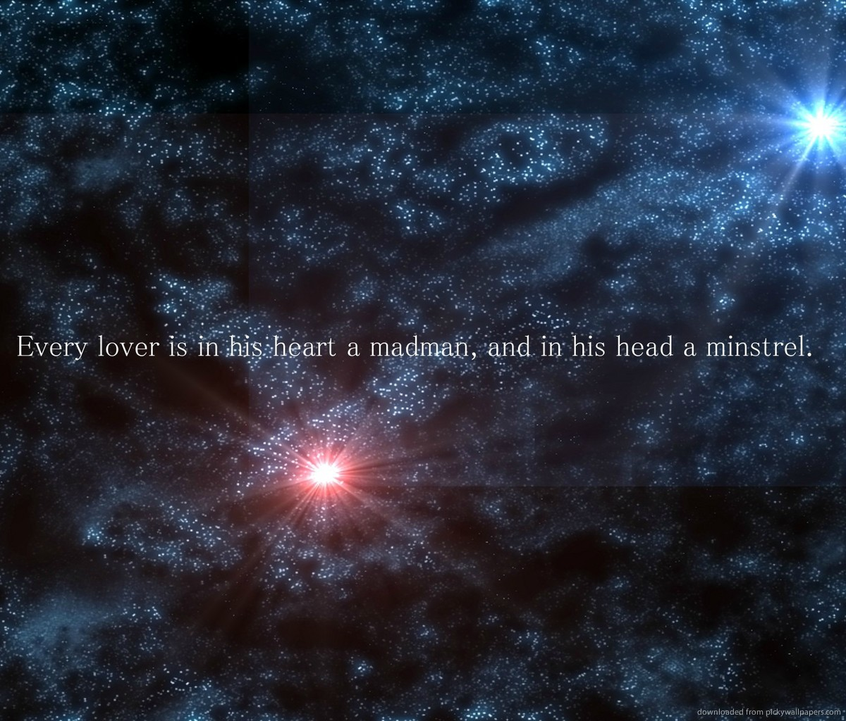 Galaxy Background Wallpaper With Quotes QuotesGram 1200x1024