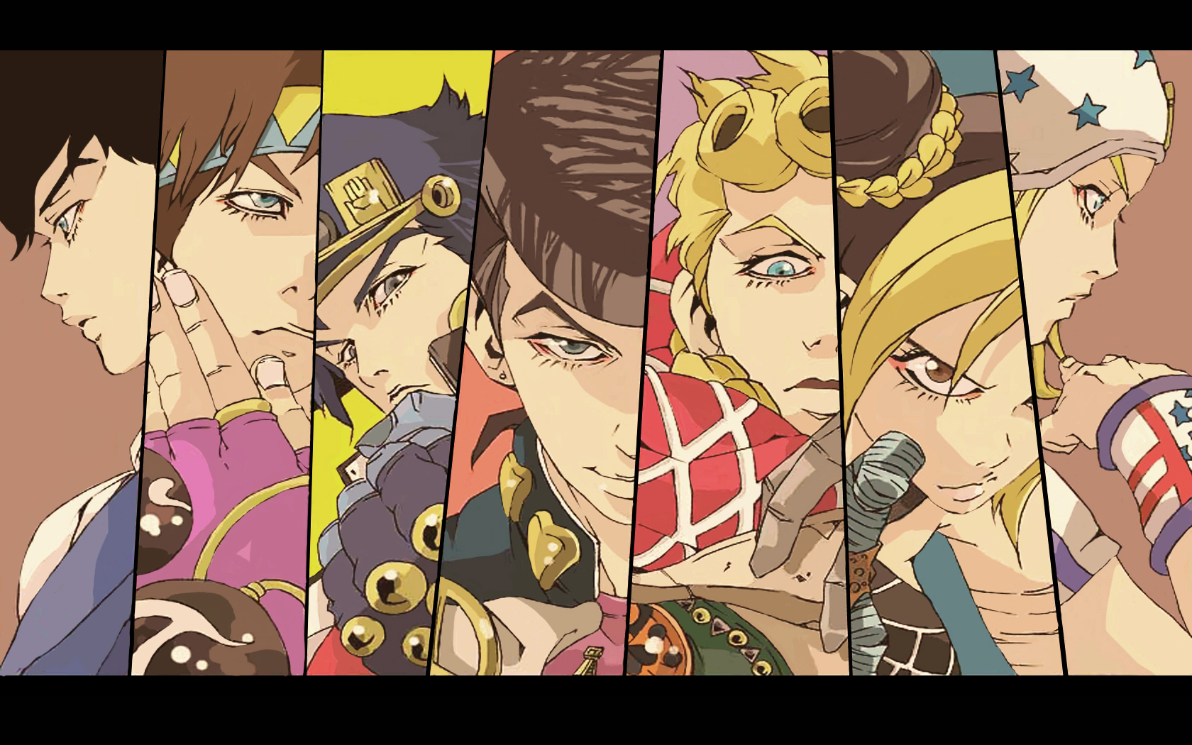 49 Jojo Bizarre Adventure Wallpaper On Wallpapersafari