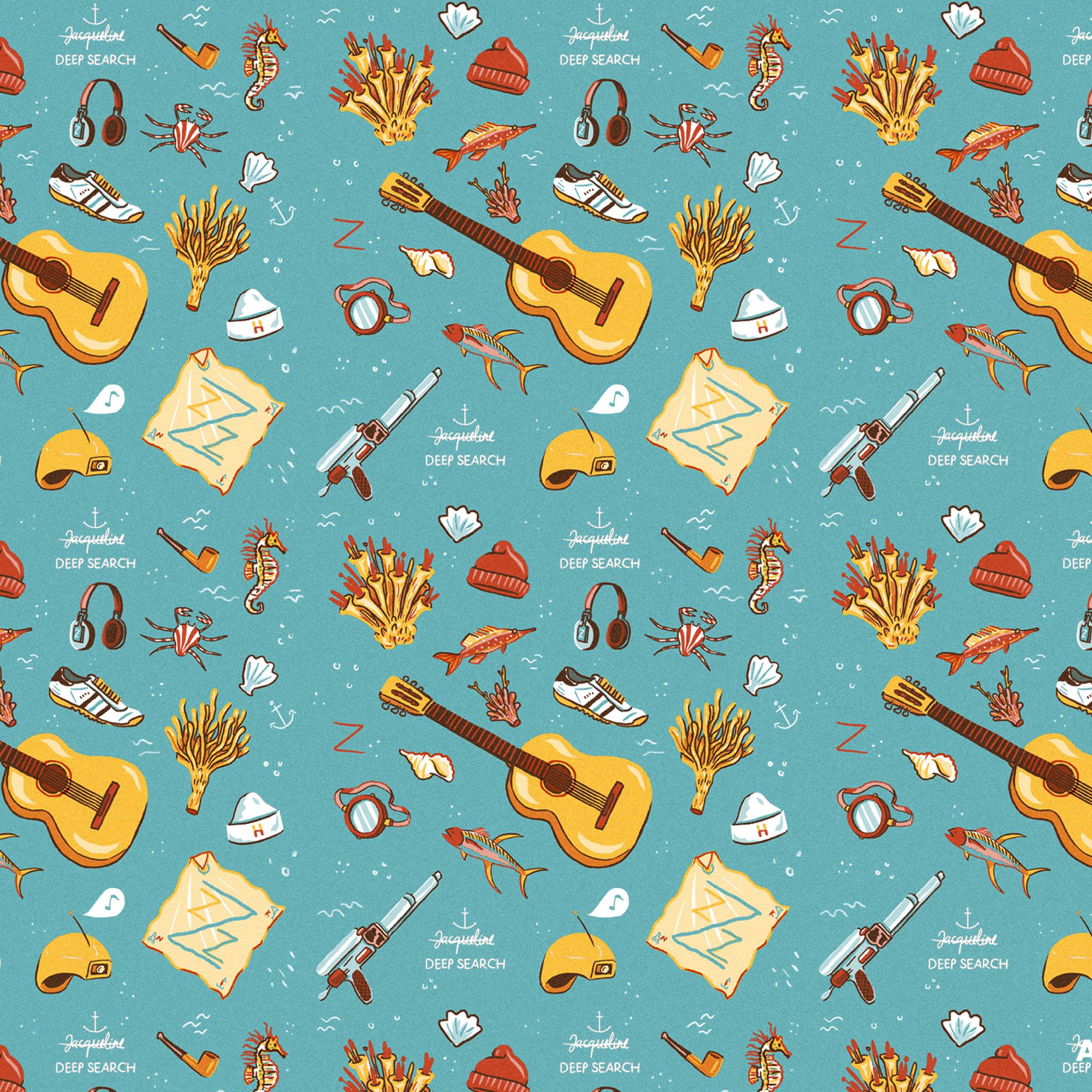 iphone fish wallpaper