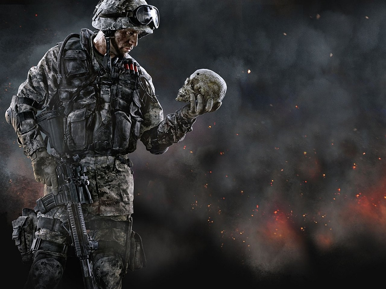 48 awesome military wallpapers on wallpapersafari - Military screensavers wallpapers ...