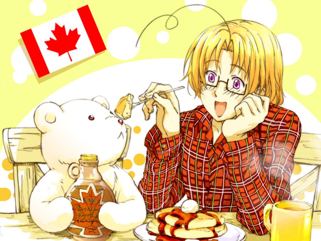 Canada from Hetalia canada 1024x768