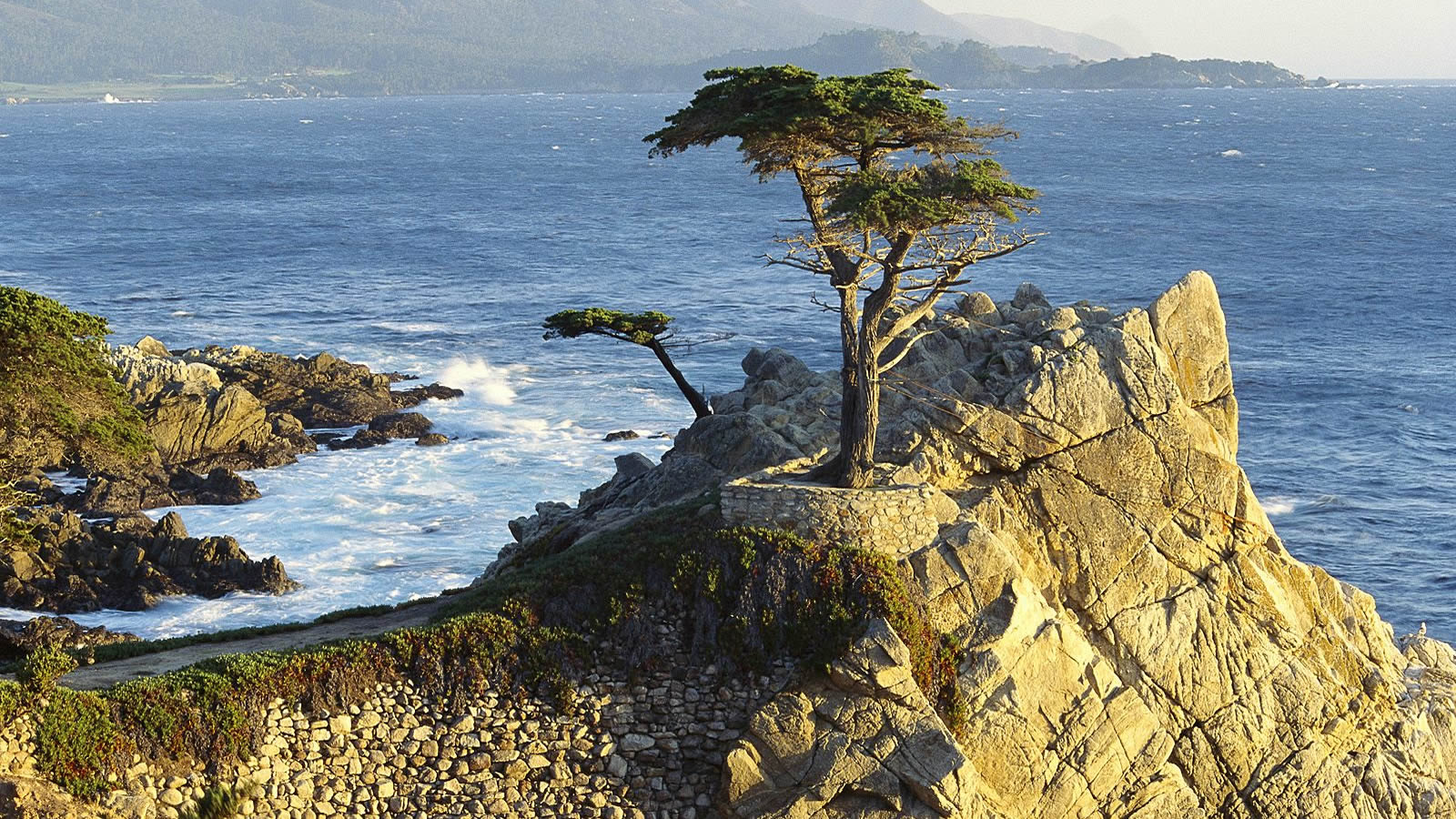 Pacific Ocean Big Sur California Beach 4k Hd Desktop: California Coast Wallpaper