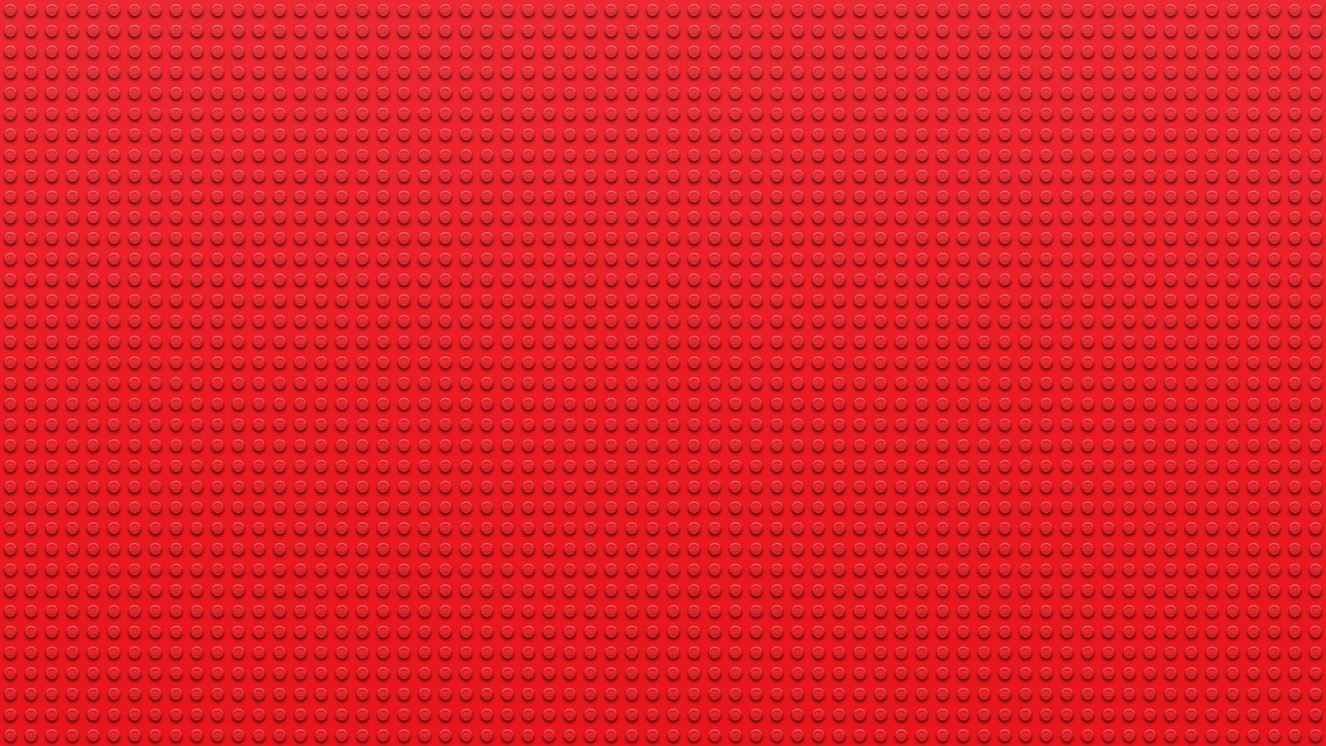 Download red studs lego wallpaper HD wallpaper 1920x1080