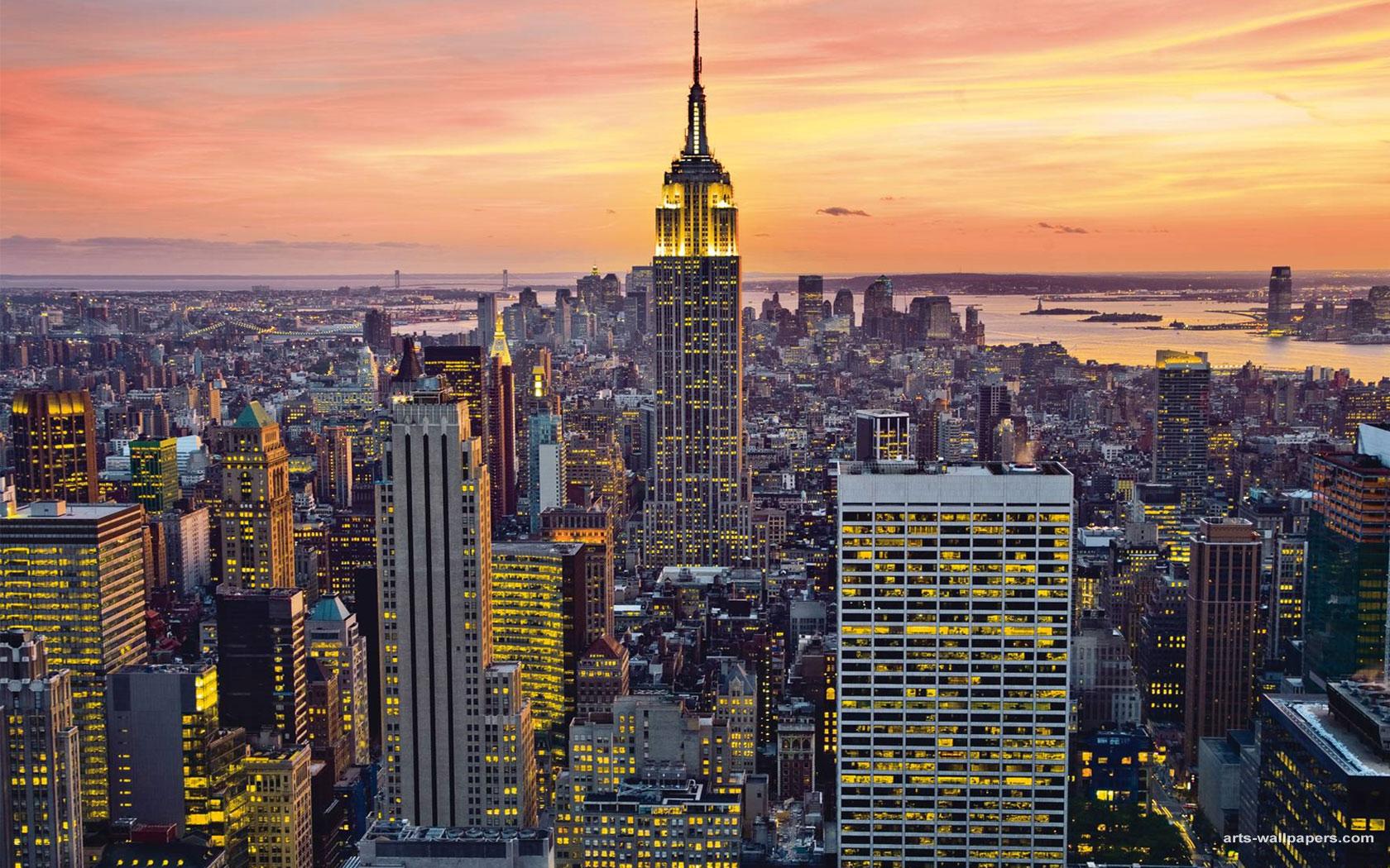 Empire State Building   wallpaper 1680x1050