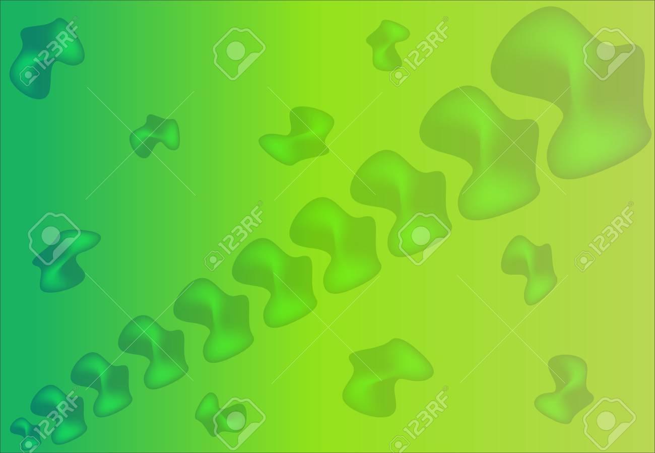 Original Dynamic Liquid Shapes Vector Background Vertebrae Shape 1300x899