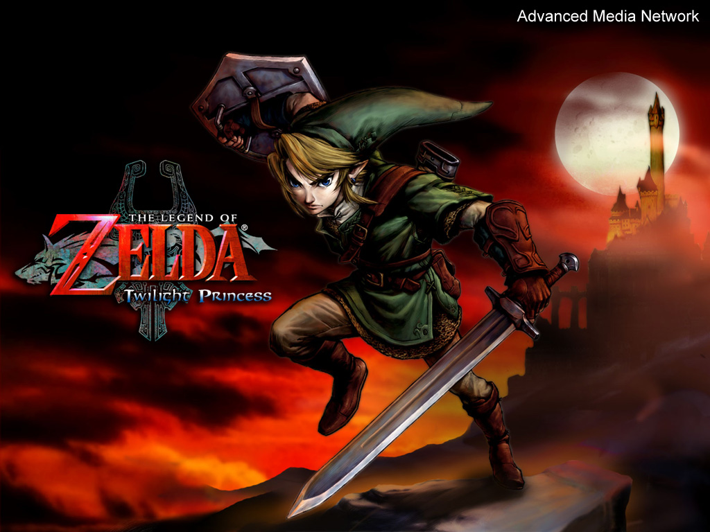 noiserbox The legend of Zelda wallpapers 1024x768