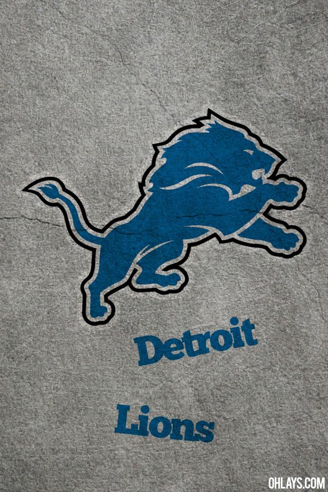 Detriot Lions Detroit 640x960