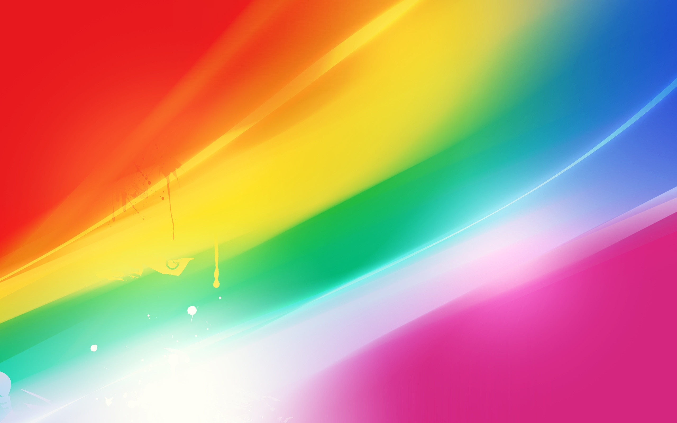 Colorful Backgrounds Wallpapers 2560x1600