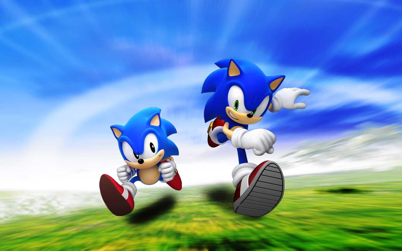 Hd Sonic Wallpaper 1080p Wallpapersafari