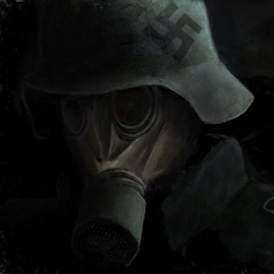 cool gas mask wallpapers