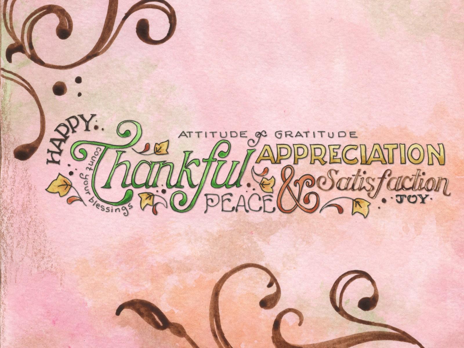 Thanksgiving Wallpaper Image 1600x1200