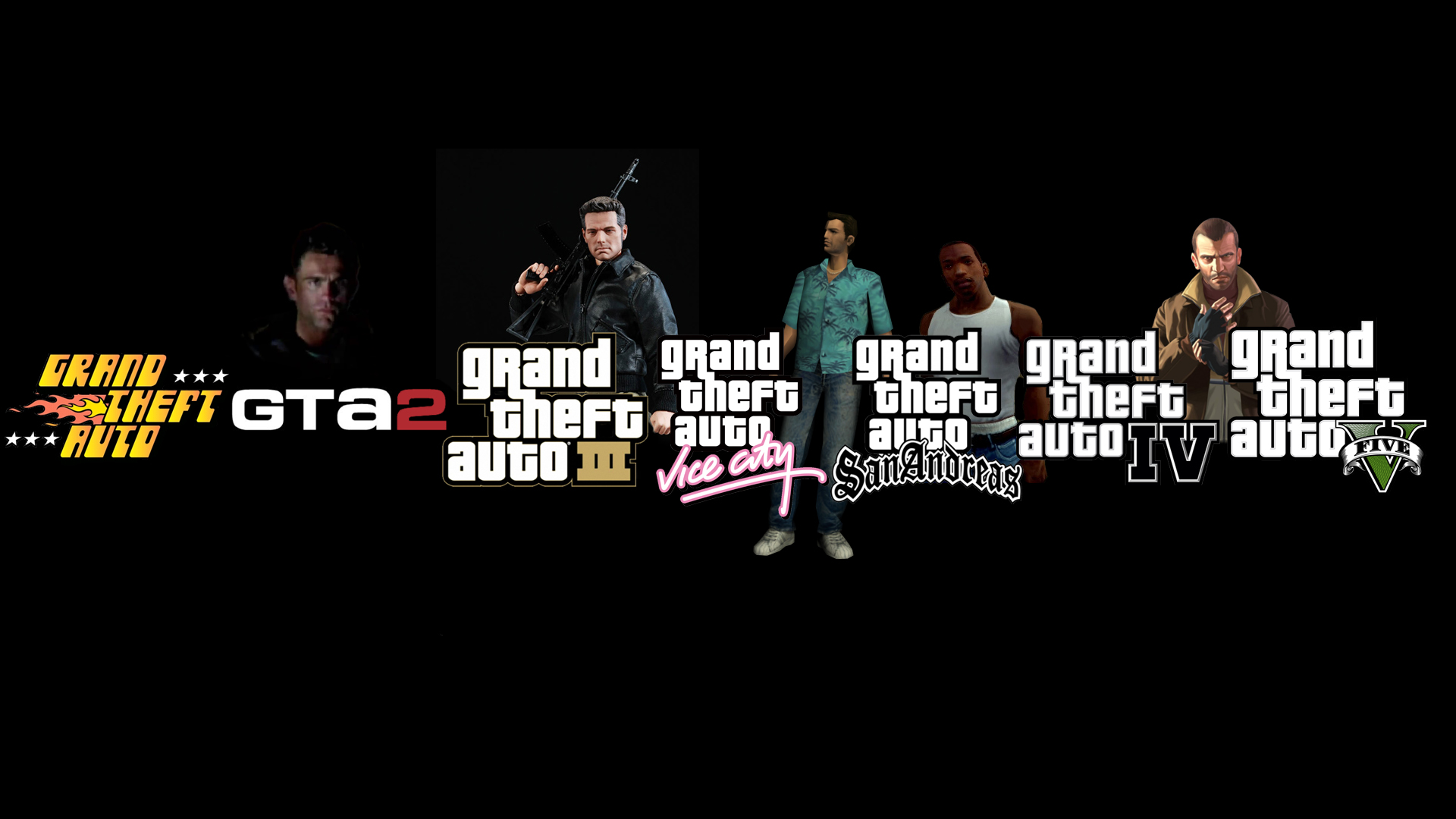 Fonds dcran Gta 5 PC et Tablettes iPad etc gentsidecom 1920x1080