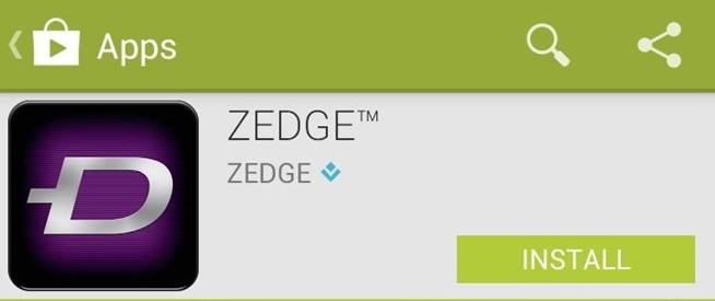 Sida loo download free ringtones ka zedge.