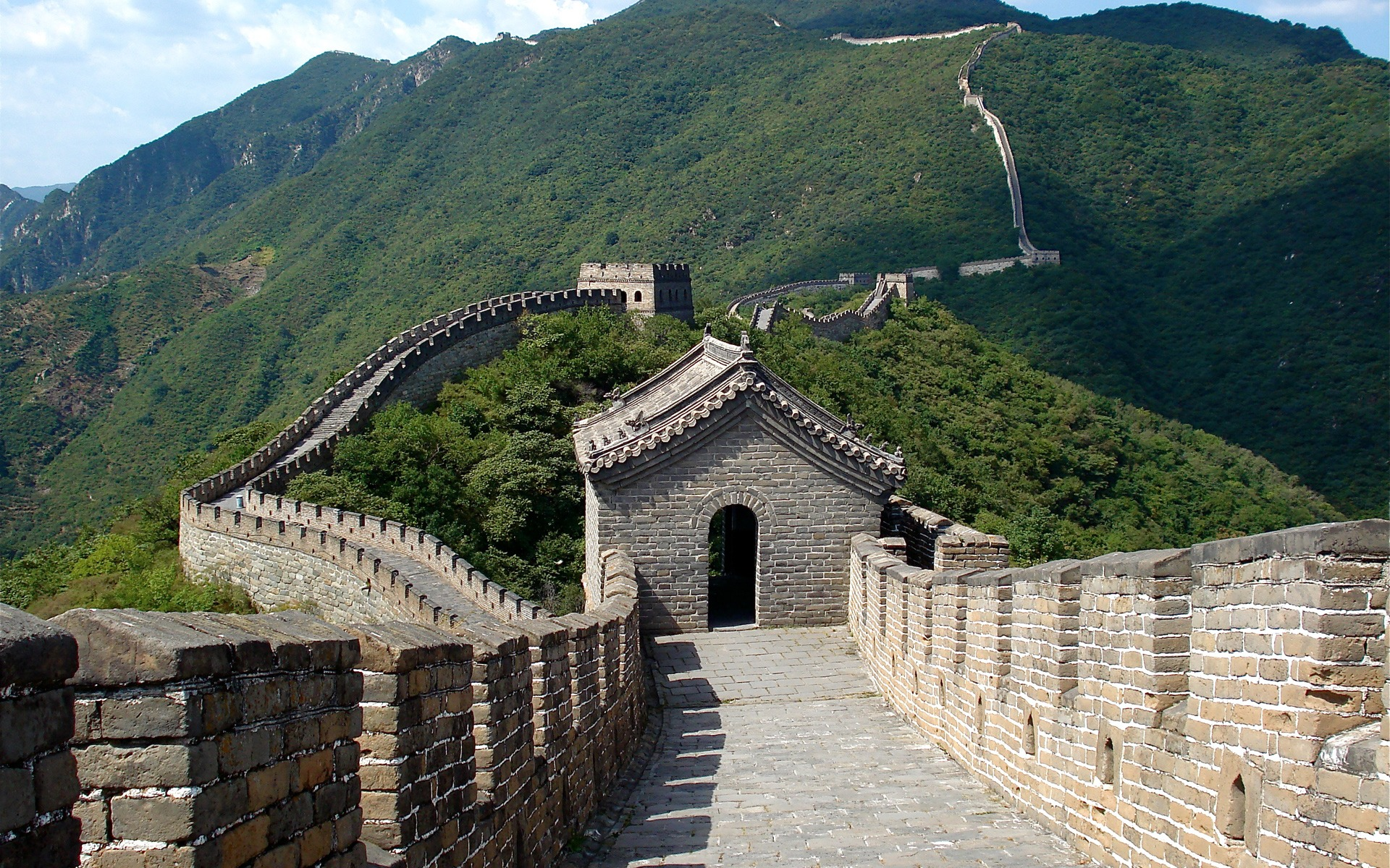 Great Wall of China HQ Wallpaper   Travel HD Wallpapers 1920x1200