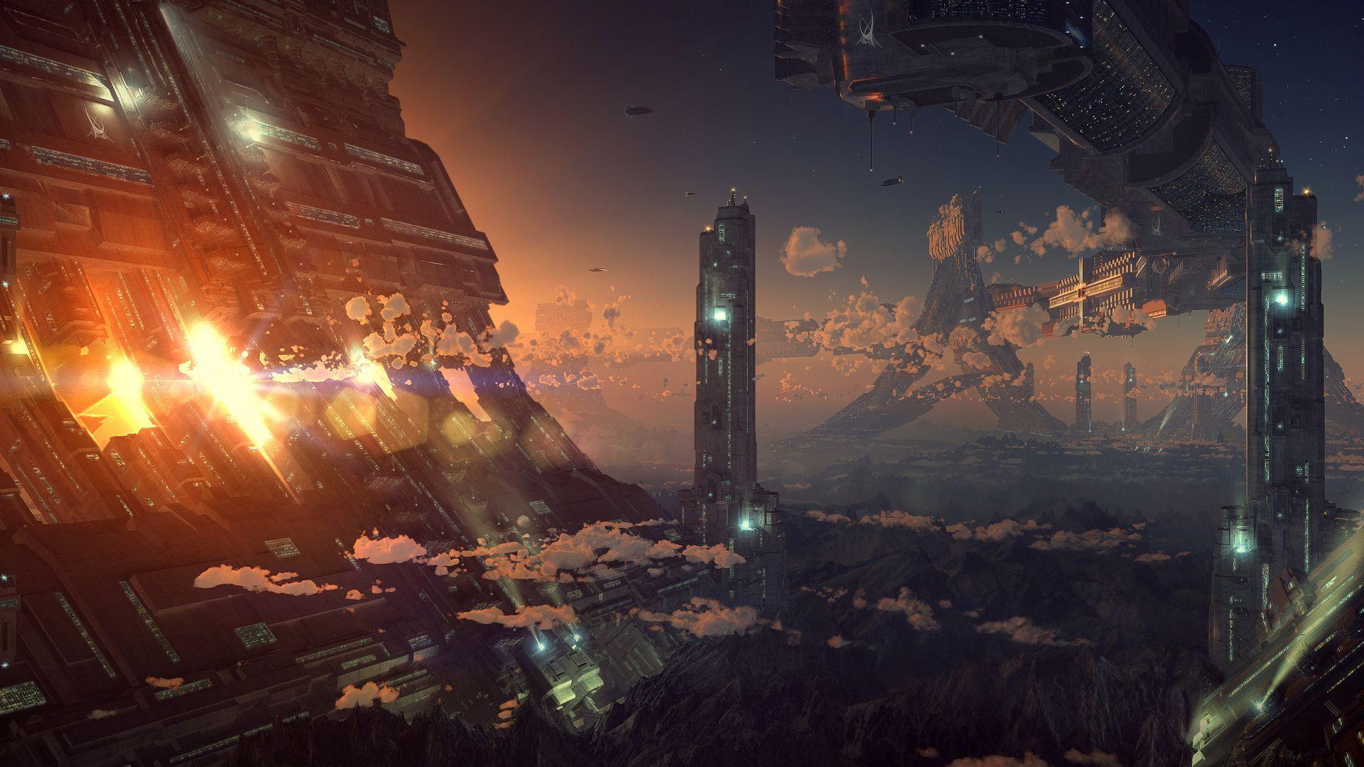 Sci Fi Wallpapers | Best Wallpapers