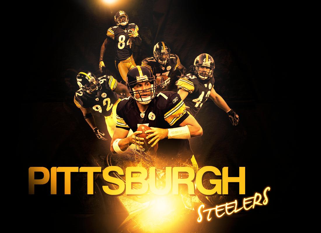 2013 Steelers Wallpaper by UndreamtGfX 1100x800