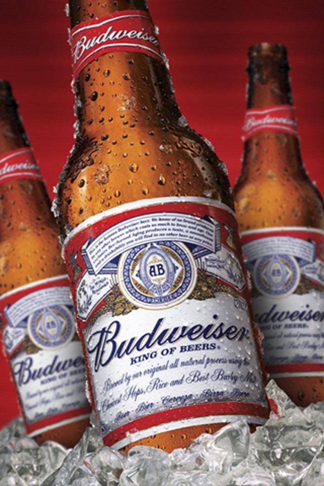 Budweiser Wallpaper 640x960