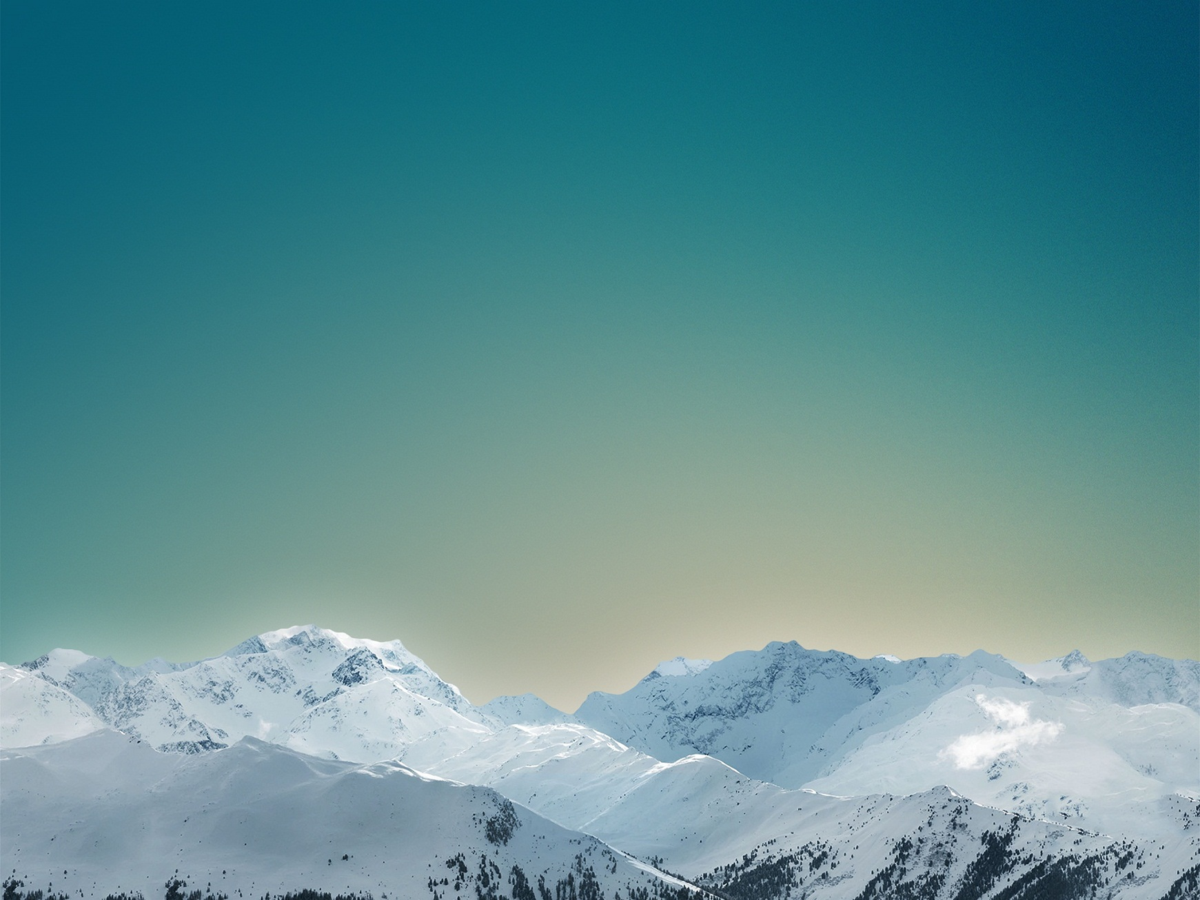 37 Ios 8 Mountain Wallpaper On Wallpapersafari