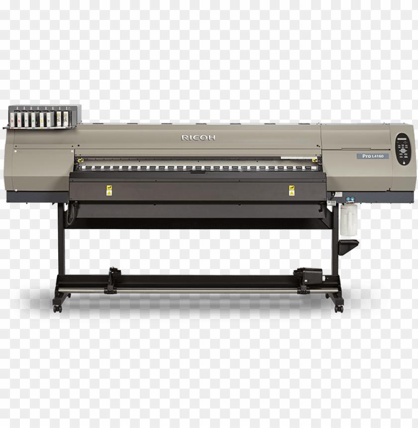 ricoh pro l4130l4160 wide format color   plotter ricoh pro l4160 840x859