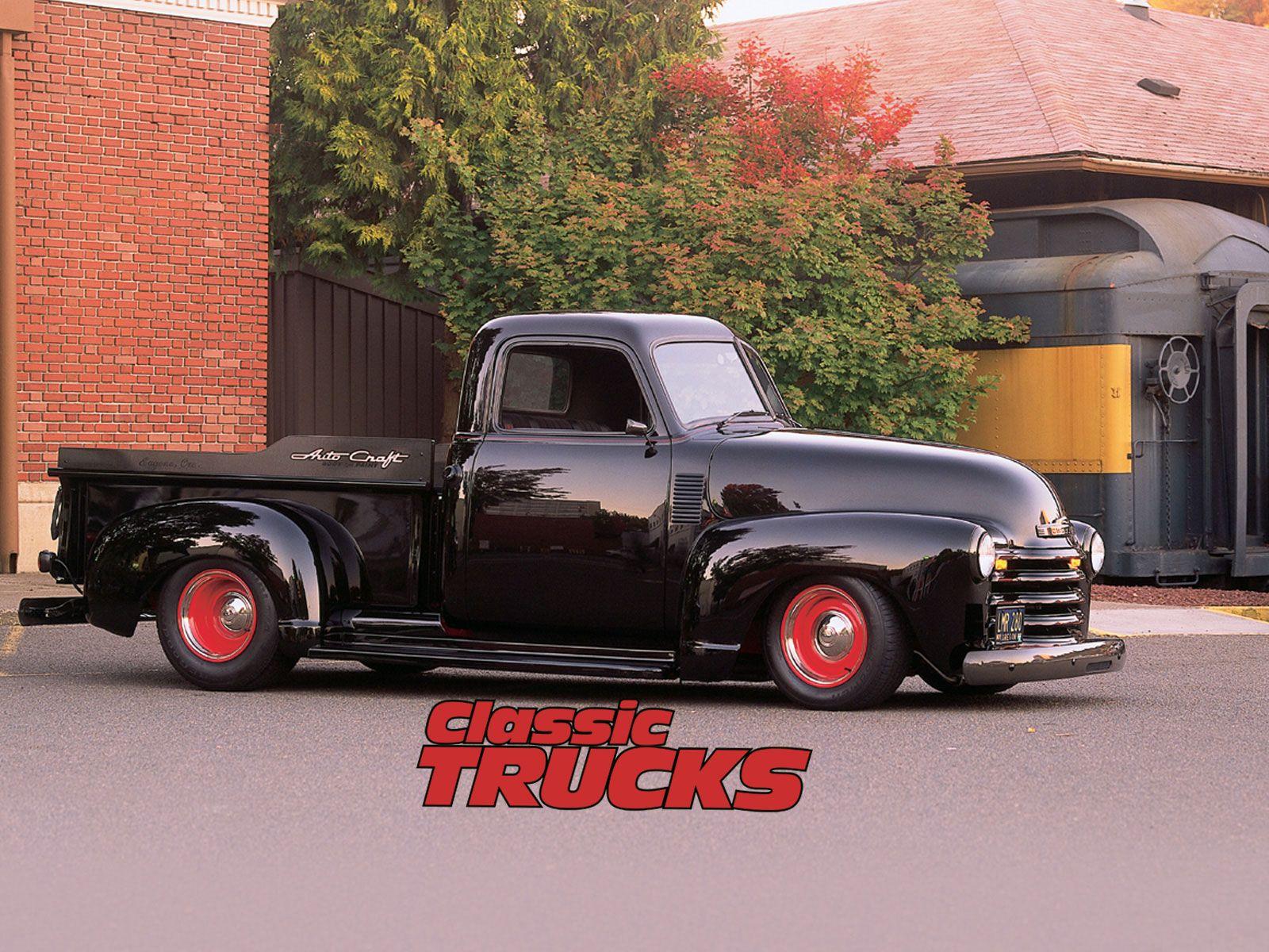 Classic Truck HD Desktop Background Wallpapers 9304 1600x1200