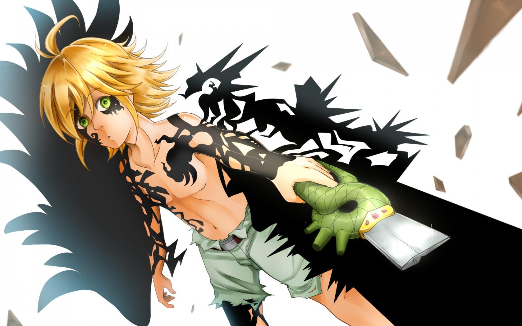 Deadly Sins Anime Wallpaper anime girl wallpaper by billgate 1680x1050