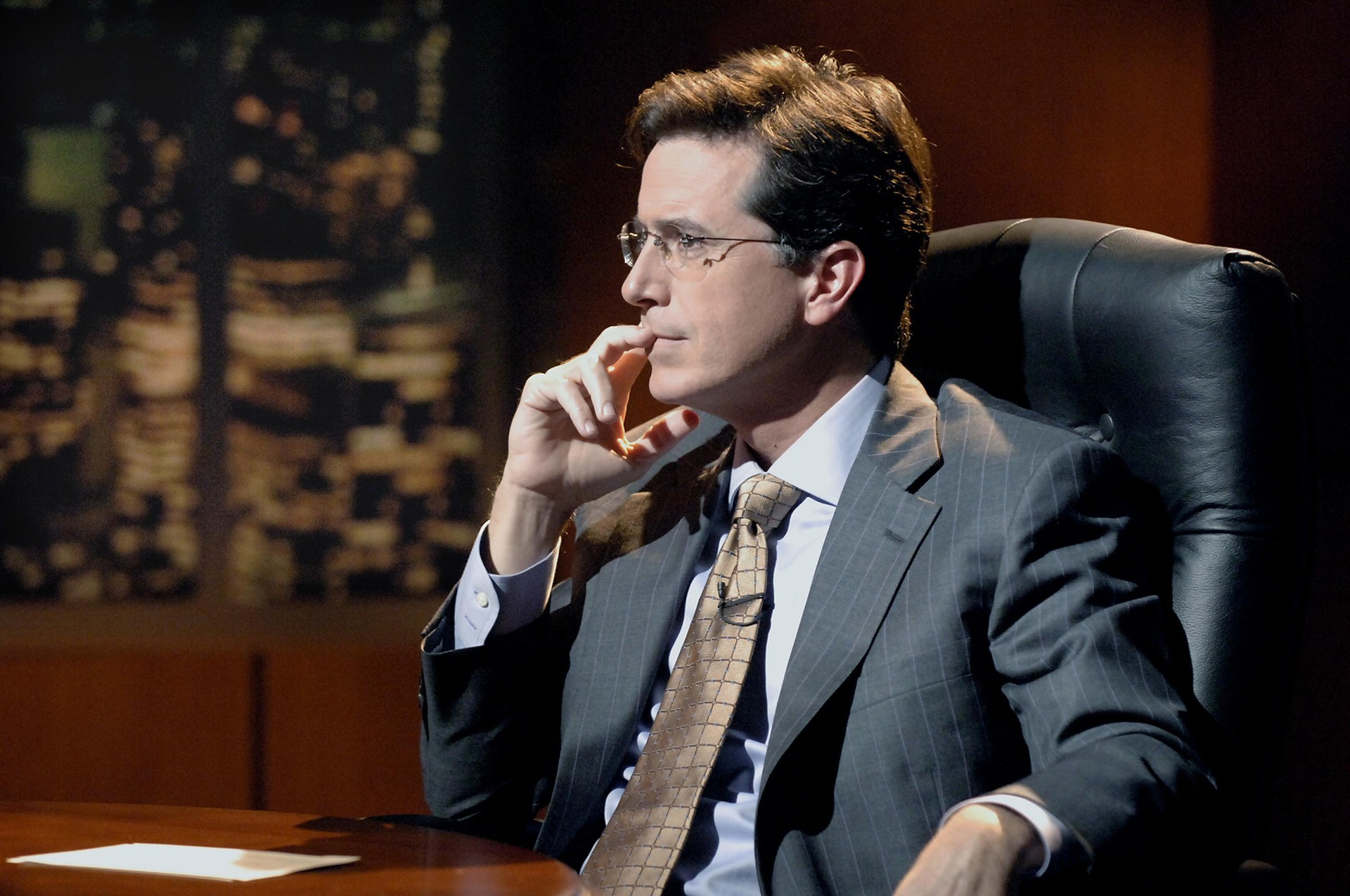 Stephen Colbert images Colbert Report Publicity Shots HD wallpaper 1920x1276