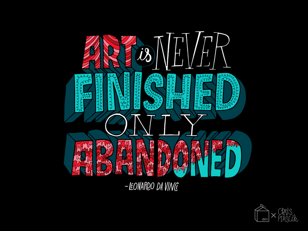 Free download Chris Piascik agreed to illustrate a quote for
