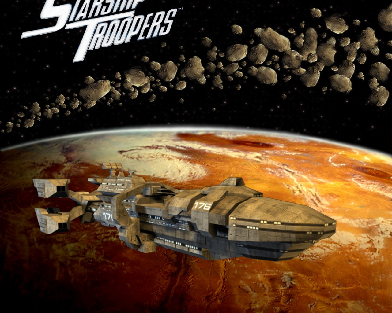 Starship Troopers Wallpapers   Download Starship Troopers Wallpapers 1280x1024