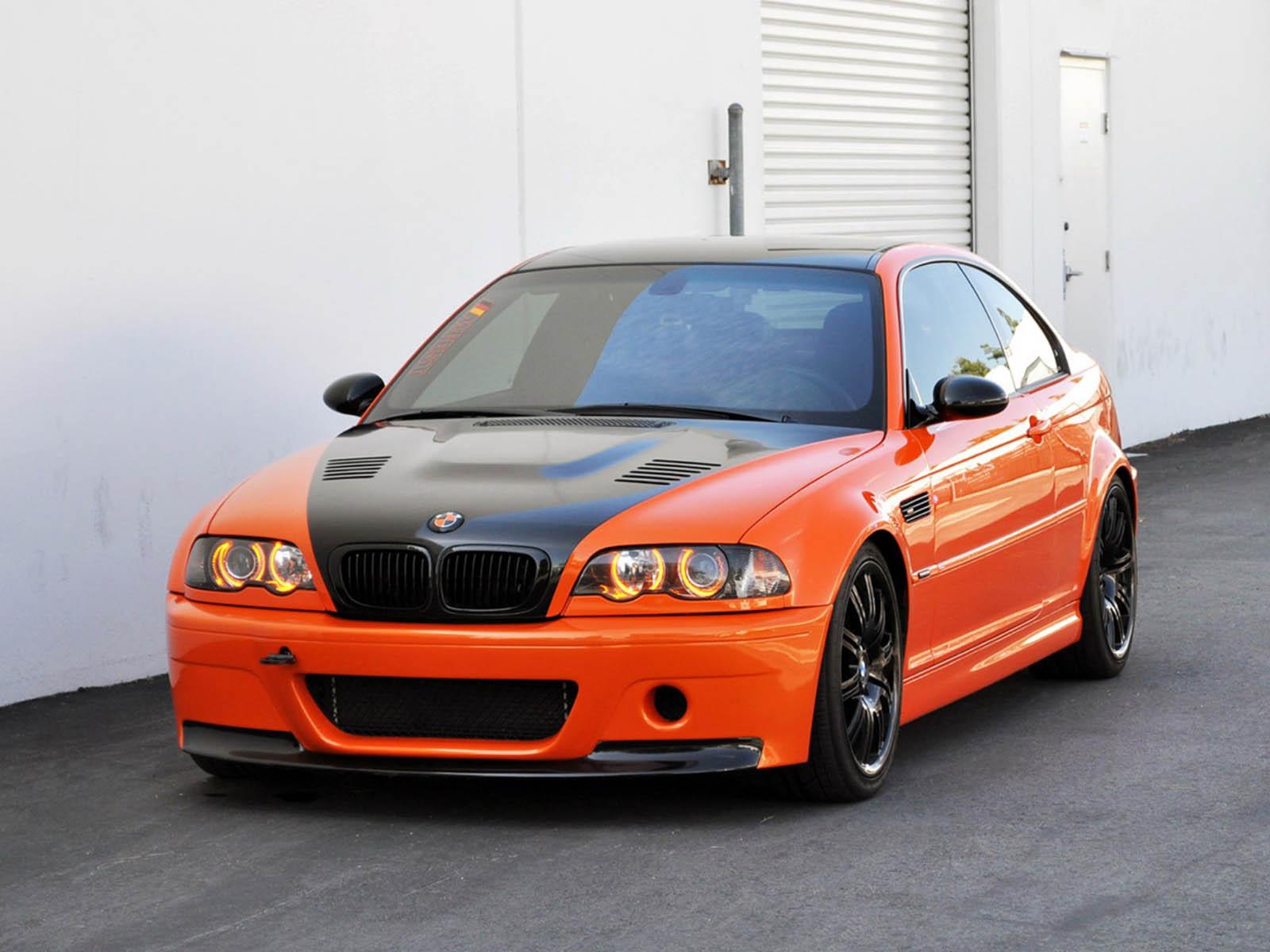 wallpaper BMW M3 E46 CSL Car Wallpapers 1600x1200