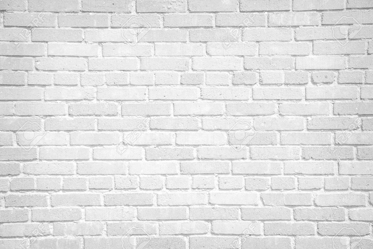 Free Download White Brick Wall Background Stock Photo Picture And