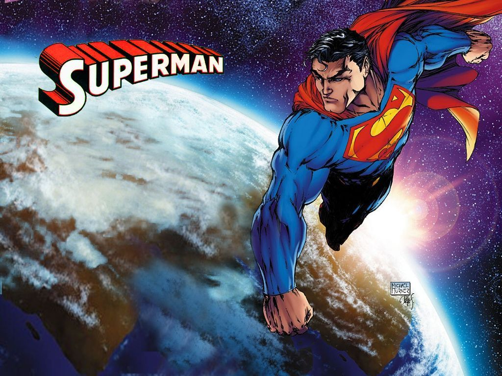Superman comic wallpaper wallpapersafari - Superman screensaver ...