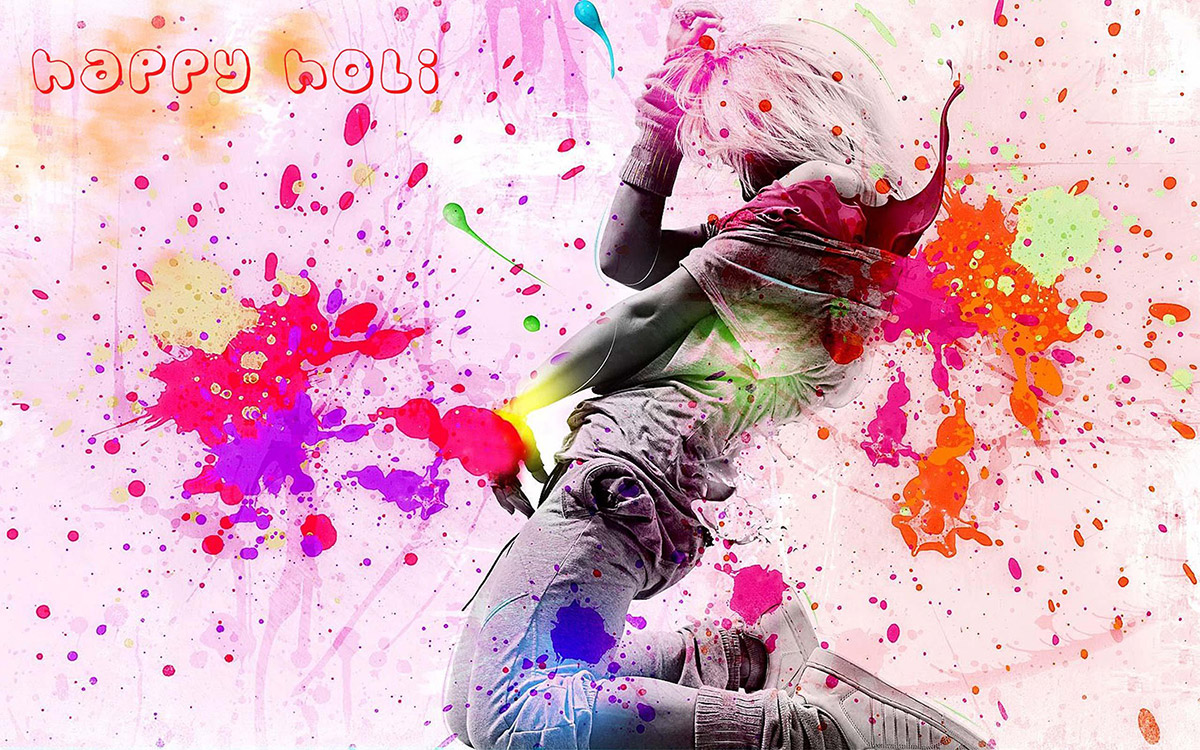 Holi Wallpapers Holi HD Wallpapers   Download Holi Wallpaper 1200x750