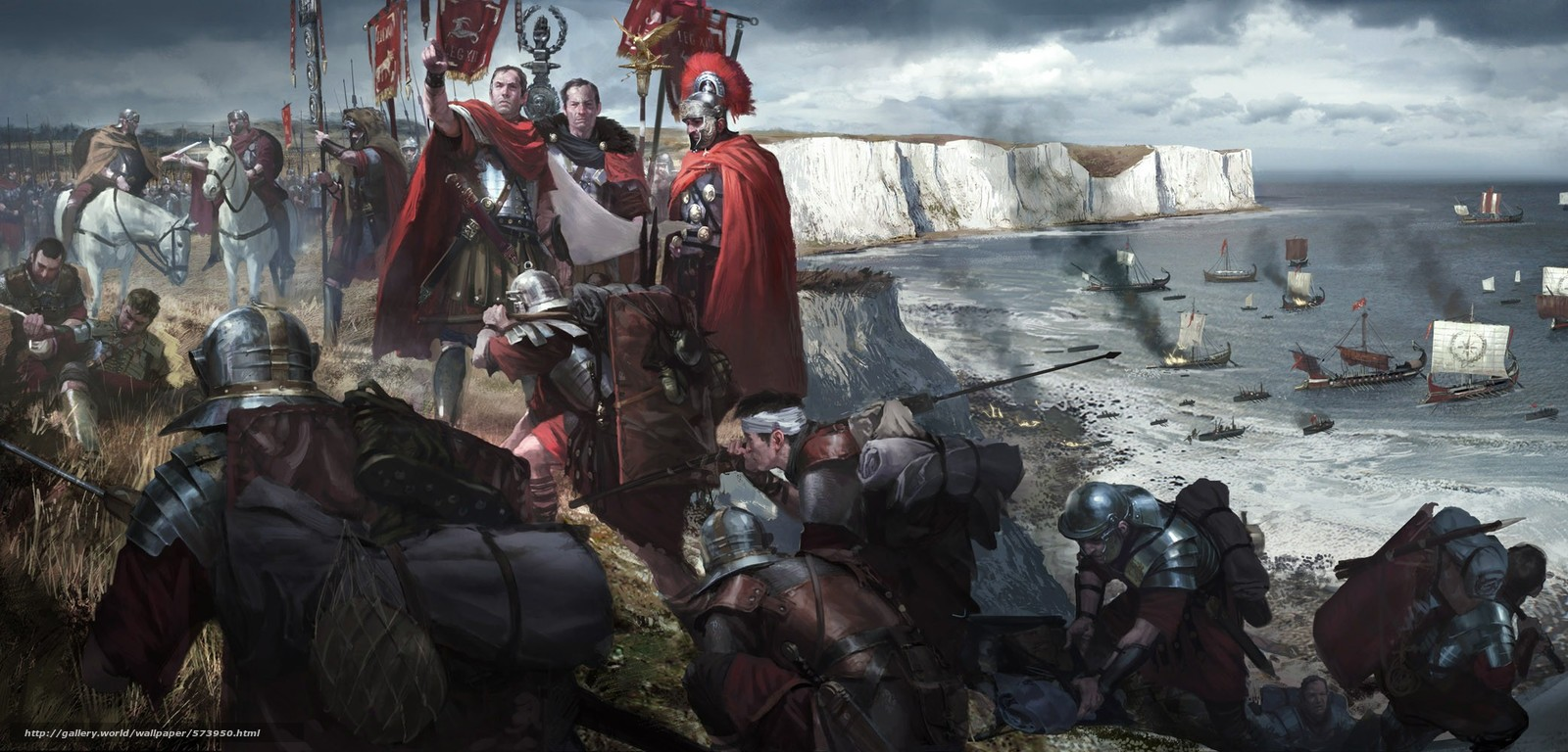 roman legion wallpaper