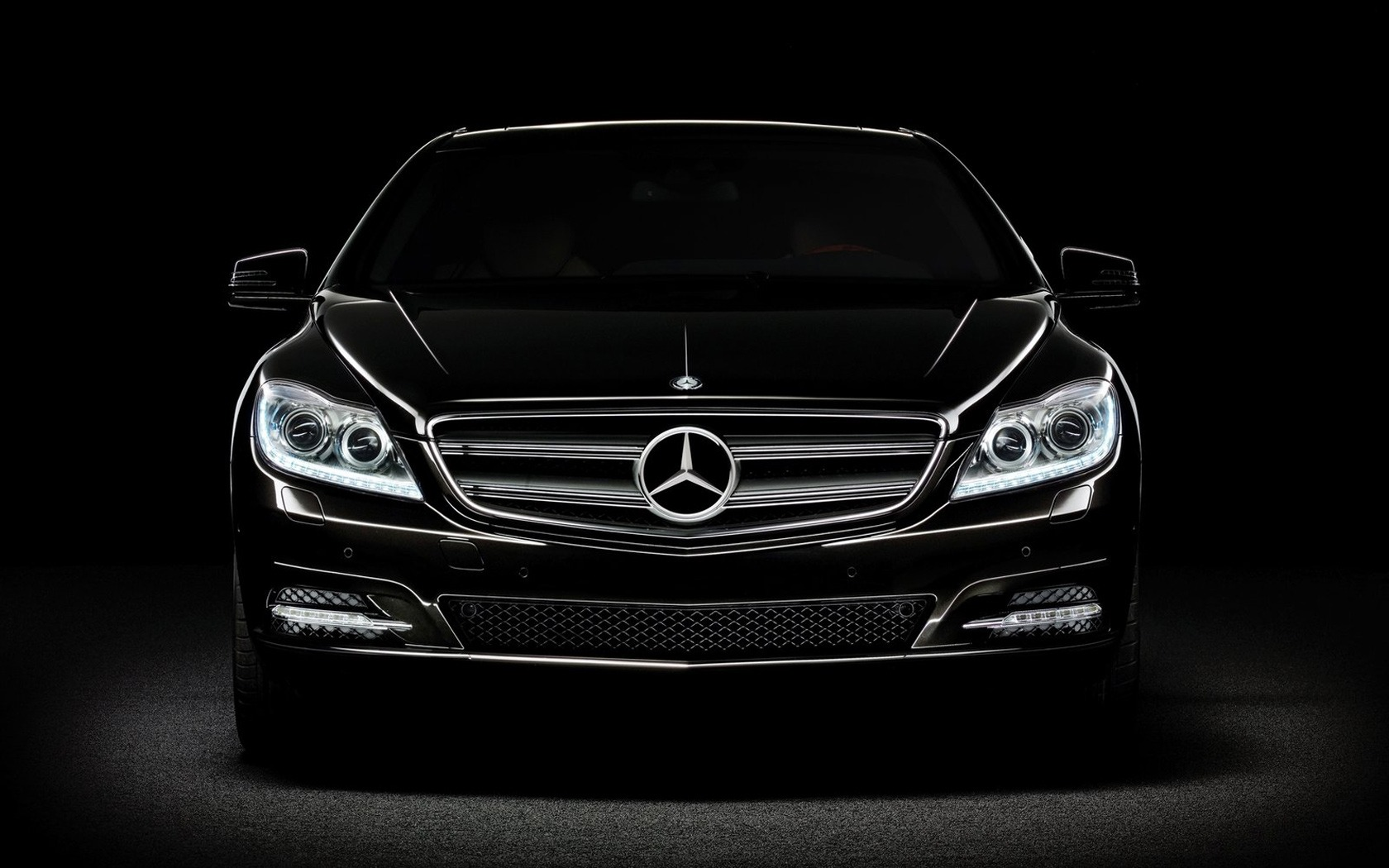 1680x1050 Mercedes CL Class desktop PC and Mac wallpaper 1680x1050