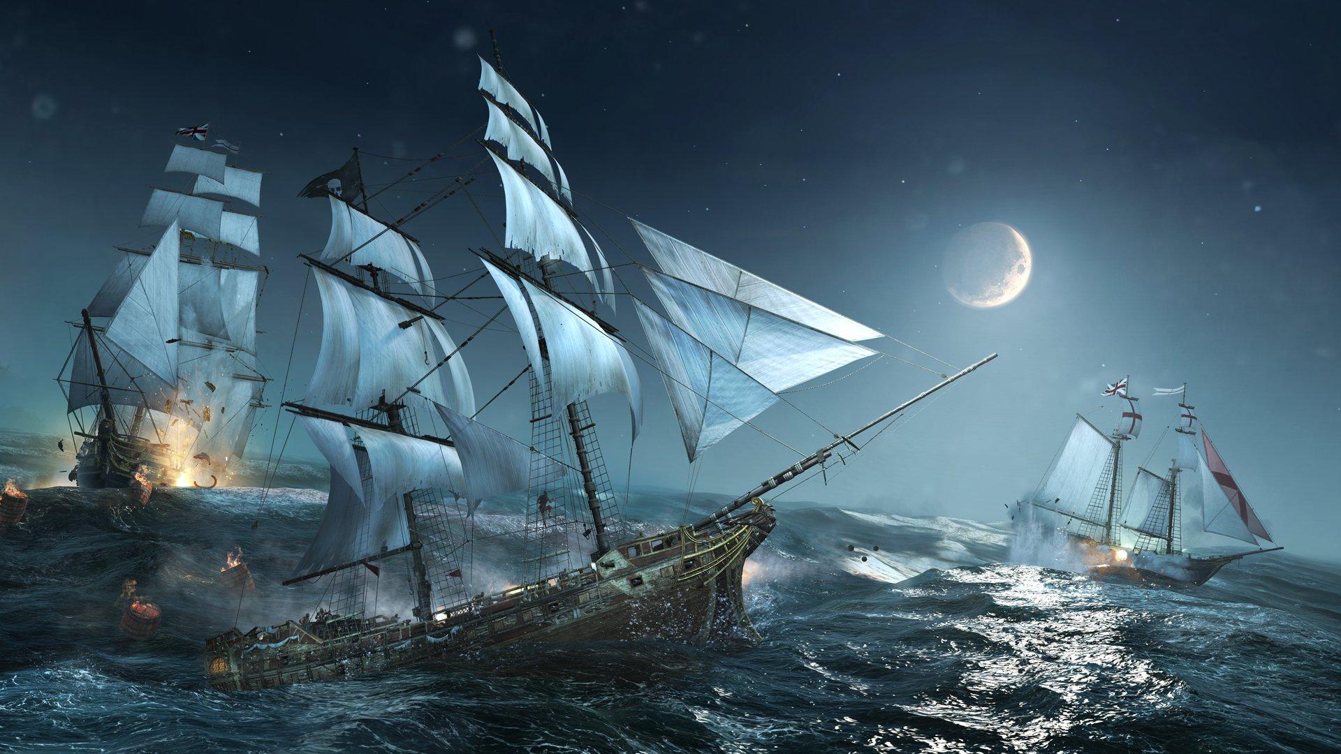 Sailing Ships HD Wallpaper 1920x1080 ID51976 1920x1080