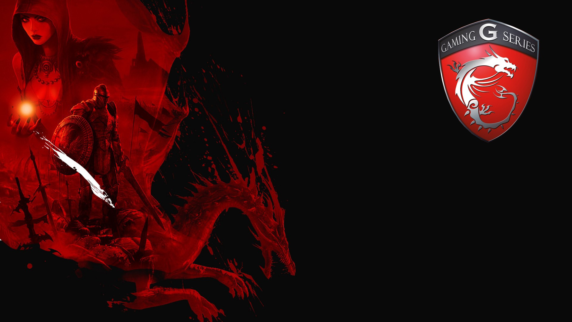Msi gaming wallpaper 1920x1080 wallpapersafari for Fond ecran gaming