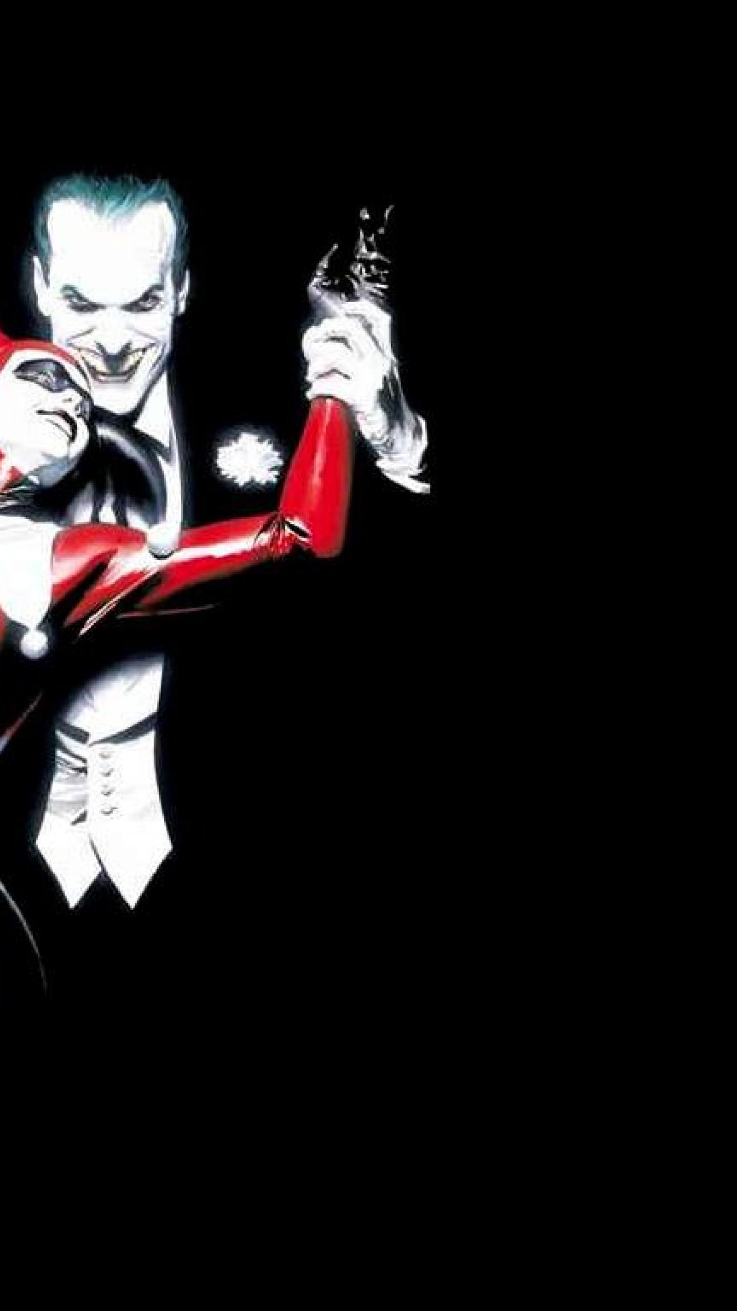 Joker And Harley Quinn Wallpaper Wallpapersafari