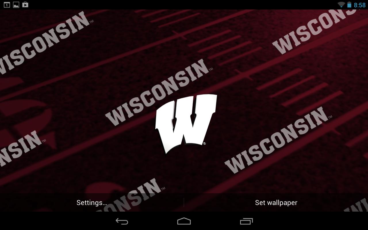 49+] Wisconsin Badgers HD Wallpaper on