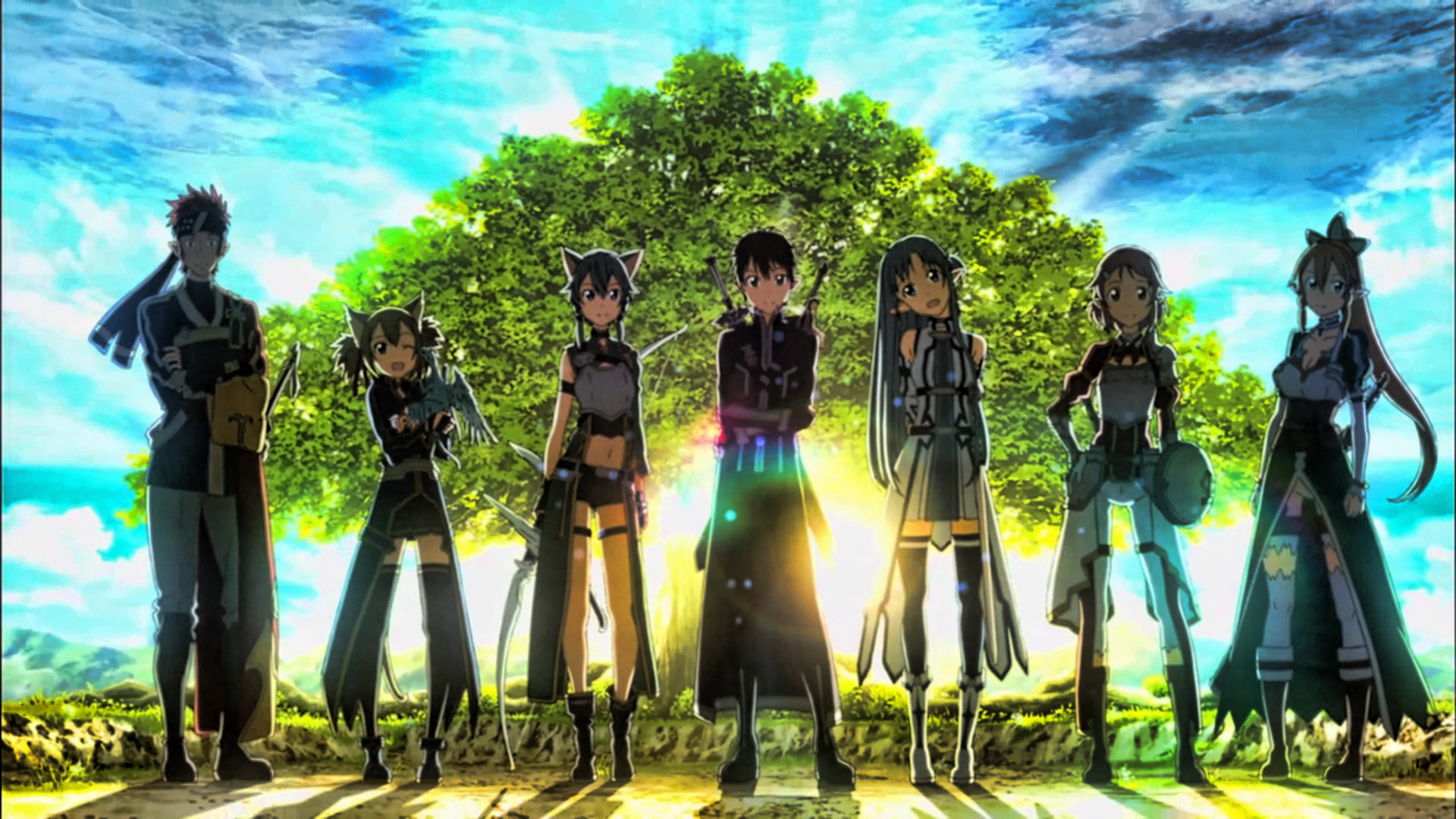 Sao Wallpaper 04 By Sanoboss Watch Customization Other 2014 1920x1080