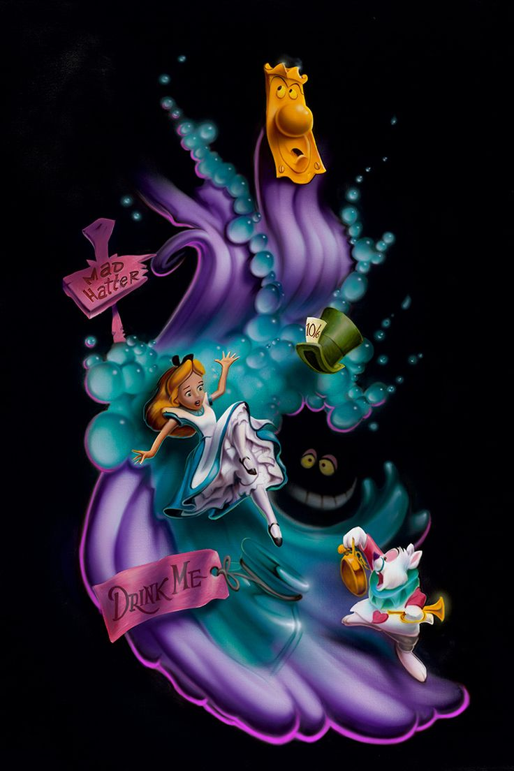 39 Alice In Wonderland Wallpapers On Wallpapersafari
