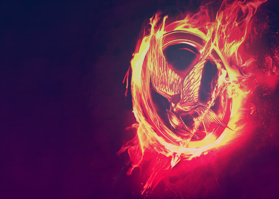 excellent hunger games wallpaper by alicetheshort dtflb wallpapers55 900x643