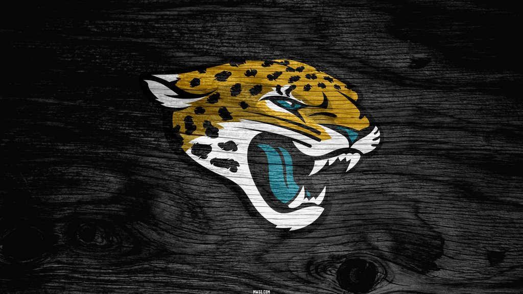 Jacksonville Jaguars Grey Weathered Wood Wallpaper for Phones and 1024x576