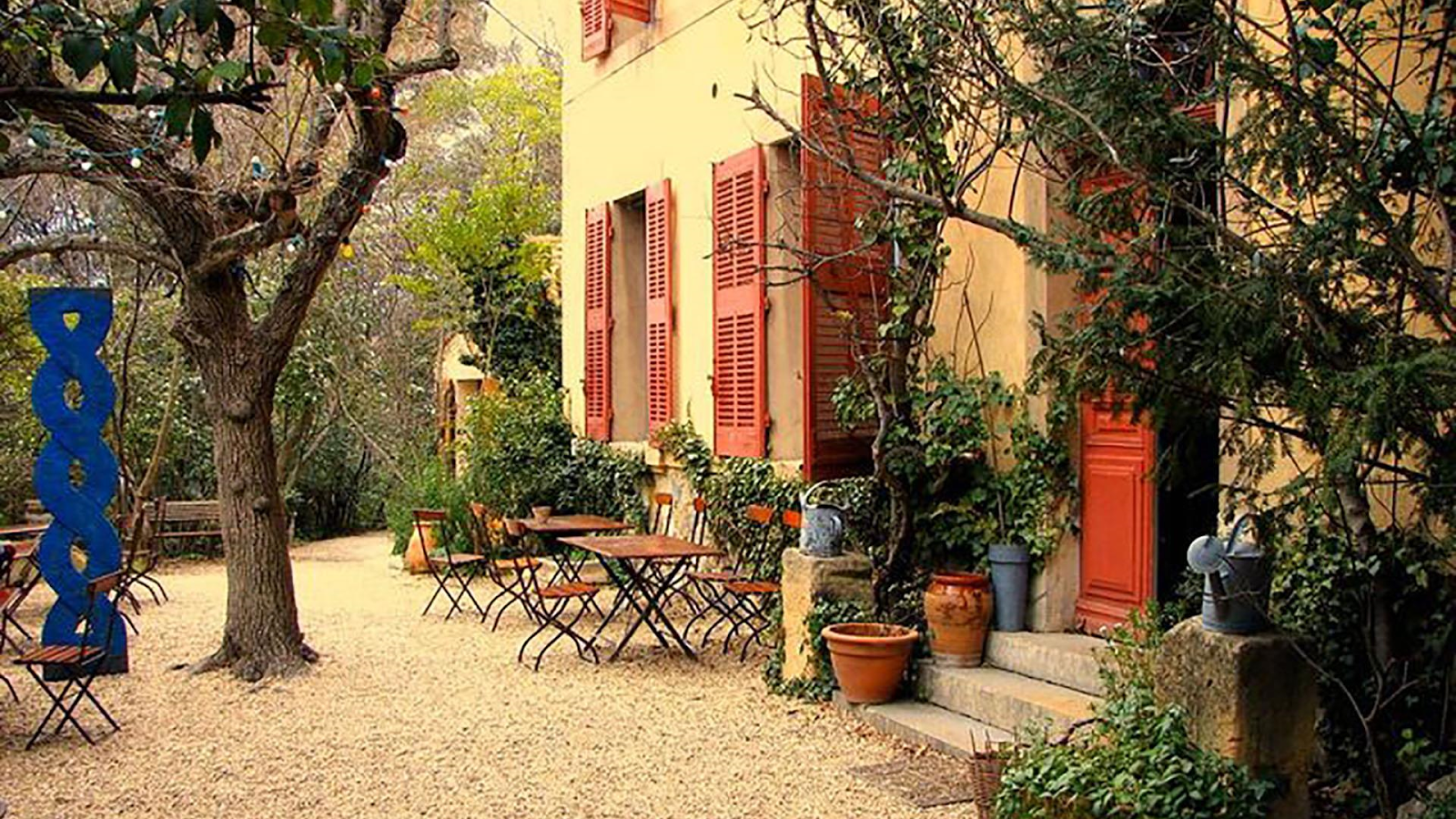 Street of Provence 130 Wallpapers 1600x900