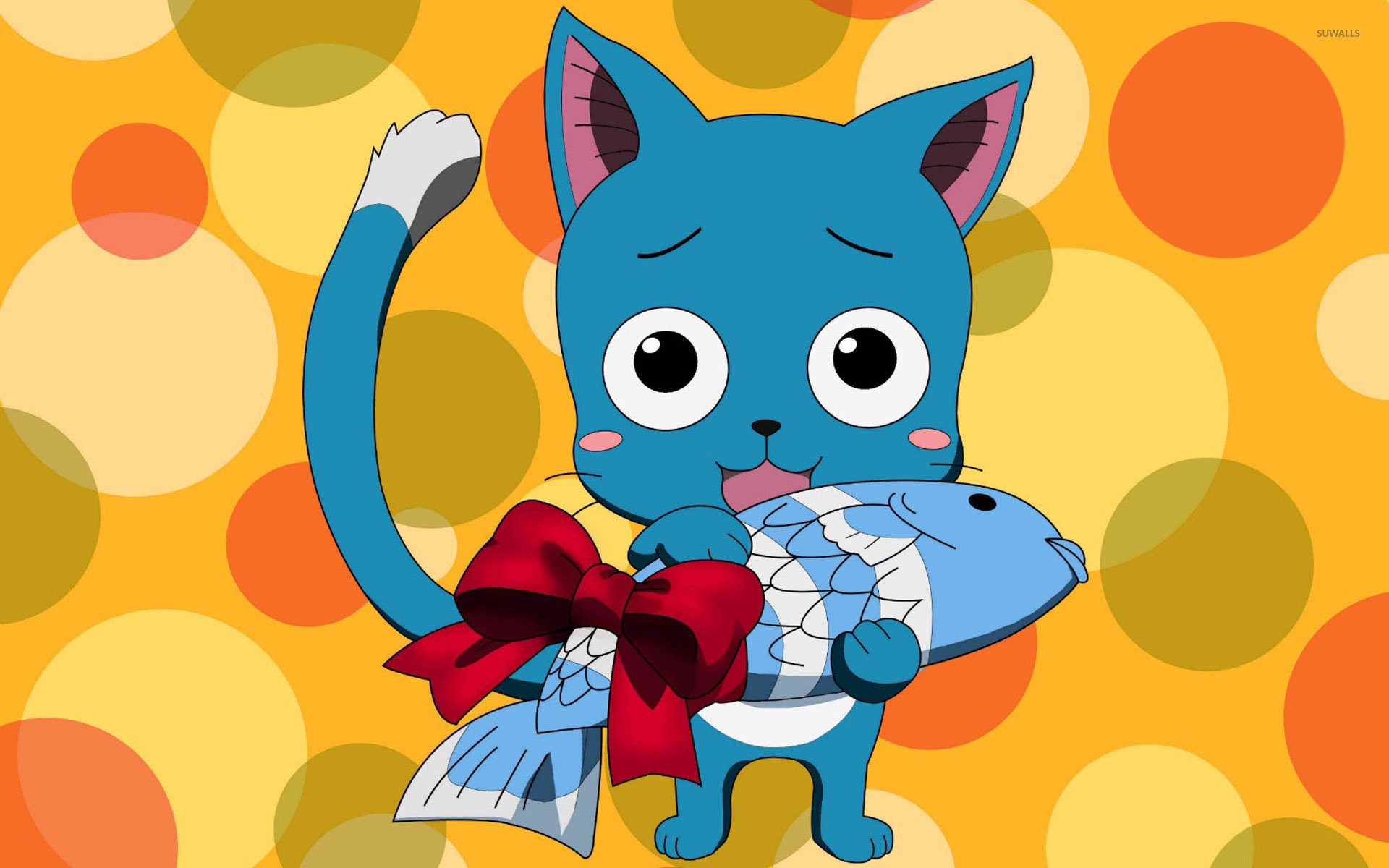 Happy   Fairy Tail [2] wallpaper   Anime wallpapers   26335 1920x1200