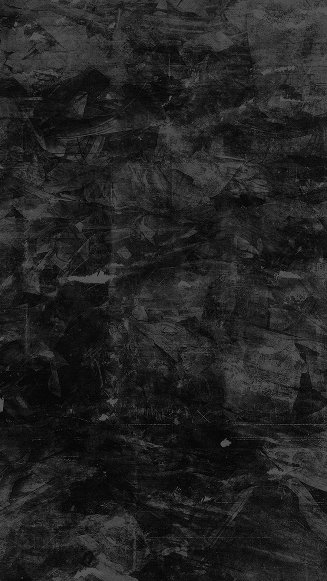 Wonder Art Illust Grunge Abstract Black iPhone 7 wallpaper 1080x1920